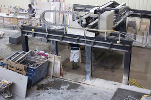 Macchine per lavorazione marmo