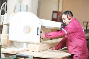 Macchine per taglio/lavorazione legno